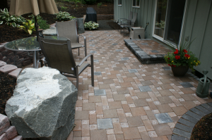 Paver Patio Olympia WA